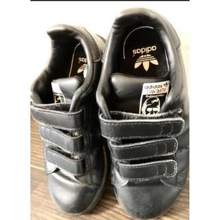 アディダス(adidas)のadidas stansmith キッズ スニーカー  19㎝(スニーカー)