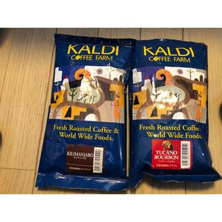 KALDI - KALDIコーヒー豆キリマンジャロ・ツッカーノブルボン豆タイプ