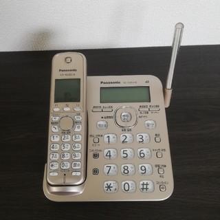 パナソニック(Panasonic)のPanasonic コードレス電話機 VE-GD53(その他)