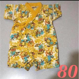 甚平 ロンパース ★80