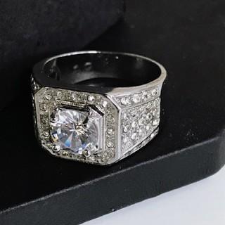 ジルコニアダイヤモンドリング(リング(指輪))