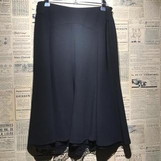 ザラ(ZARA)のZARA WOMAN ザラウーマン 膝丈スカート サイズ4(ひざ丈スカート)