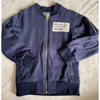 キッズ用ジャケット 130サイズ(ジャケット/上着)