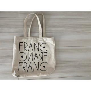 フランフラン(Francfranc)のフランフラン トートバッグ 生成り(トートバッグ)