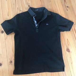 バーバリーブラックレーベル(BURBERRY BLACK LABEL)のBurberry ポロシャツ(シャツ)