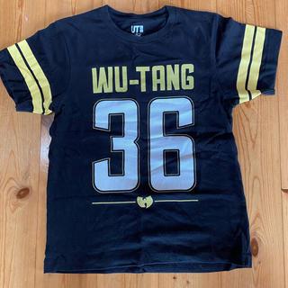 ユニクロ(UNIQLO)のUNIQLO WU-TANG CLAN 36 Tシャツ(Tシャツ/カットソー(半袖/袖なし))