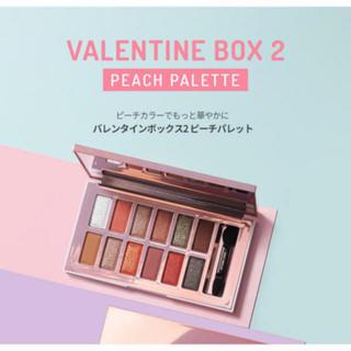 【新品】バビメロ バレンタインボックス2 ピーチパレット(アイシャドウ)
