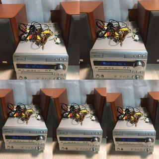 オンキヨー(ONKYO)のONKYO  FR-UN7 【FM/CD/DVDは動作確認済み】(アンプ)