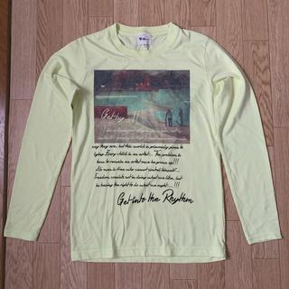 ザショップティーケー(THE SHOP TK)のTHE SHOP TK ロングTシャツ(Tシャツ/カットソー(七分/長袖))