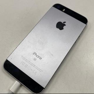 アイフォーン(iPhone)のiPhone SE☆中古 Yモバイル 64GB(スマートフォン本体)