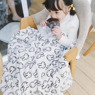 ミッフイーブランケット100×160(毛布)