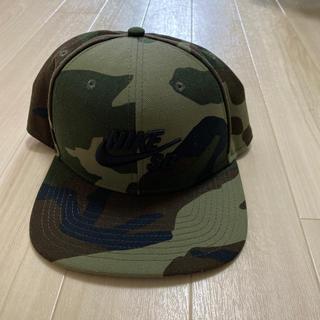 ナイキ(NIKE)のNIKE SB CAP ナイキ ベースボール キャップ 帽子 迷彩 (キャップ)