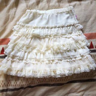 mezzo piano - スカート 130