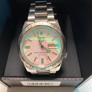 セイコー(SEIKO)のセイコー5ドーム風防美品(腕時計(アナログ))