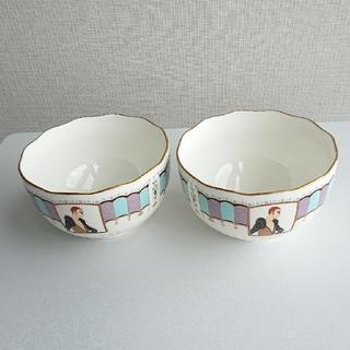 シセイドウ(SHISEIDO (資生堂))のボール皿、2点セット(食器)