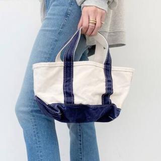 L'Appartement DEUXIEME CLASSE - 新品⭐️アパルトモン L.L.Bean Canvas tote bag mini