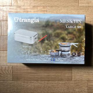 【ゴン様専用】TRANGIA/トランギア ラージメスティン レッド TR-309(調理器具)