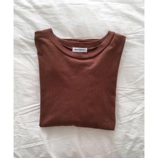 Lochie - brown T