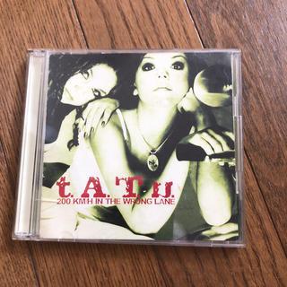 ユニバーサルエンターテインメント(UNIVERSAL ENTERTAINMENT)のt.A.T.u. アルバム(ポップス/ロック(洋楽))