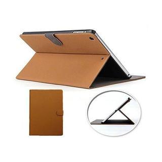iPad mini4ケース  オートスリープ スウェード調 レザーカバー(その他)