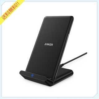 Anker PowerPort Wireless5Stand各種対応(ブラック)(バッテリー/充電器)