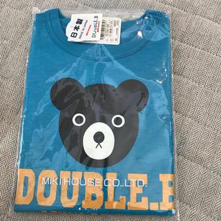 DOUBLE.B - ダブルB120センチ tシャツ