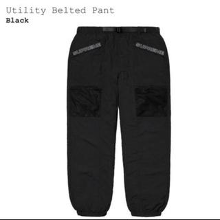 シュプリーム(Supreme)のsupreme utility belted pants M(ワークパンツ/カーゴパンツ)