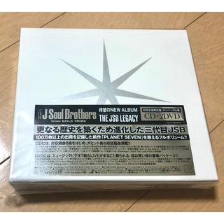 サンダイメジェイソウルブラザーズ(三代目 J Soul Brothers)の三代目 THE JSB LEGACY(ミュージック)