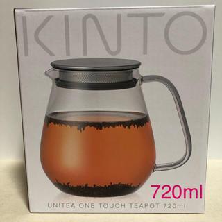 新品★KINTO キントー★ティーポット 720ml