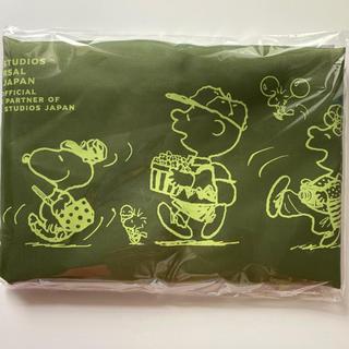 SNOOPY - 【送料込み・新品未開封】スヌーピー  エコバッグ