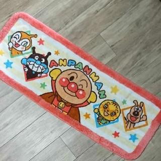 アンパンマン(アンパンマン)のアンパンマン☆キッチンマット(キャラクターグッズ)