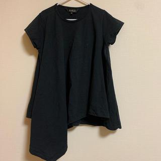 ゴートゥーハリウッド(GO TO HOLLYWOOD)のmelt☆アシンメトリー AラインTシャツ 140cm(Tシャツ/カットソー)