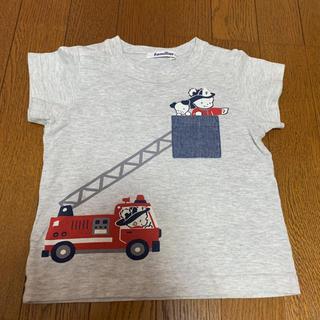 familiar - ファミリア 消防車 100cm