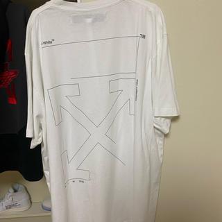 オフホワイト(OFF-WHITE)のoff-white unfinished(Tシャツ/カットソー(半袖/袖なし))