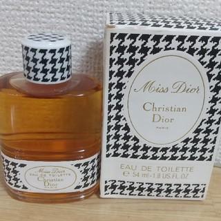 Christian Dior - Christian DiorミスディオールEDC香水
