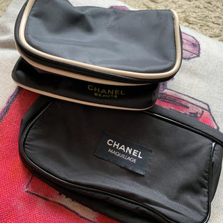 CHANEL - CHANEL♡ポーチ2点セット