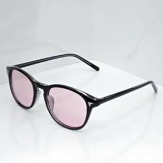 高級 サングラス ピンク【限定 現品限り】本日限定値下げ5555→3000(サングラス/メガネ)