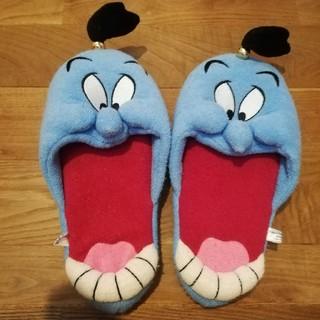 ディズニー(Disney)の【美品】ジーニースリッパ アラジン❤️(スリッパ/ルームシューズ)