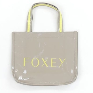 FOXEY - FOXEY 人気ノベルティ エナメルハンドバッグ