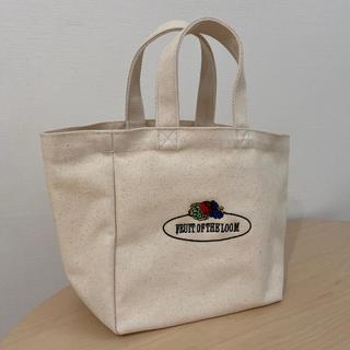 BEAMS - 【新品】FRUITOFTHEROOMミニトートバッグ
