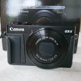 Canon - 【美品】Canon powershot G9X セット