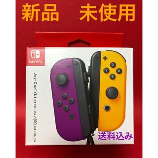 ニンテンドースイッチ(Nintendo Switch)のSwitch ジョイコン 新品未使用(その他)