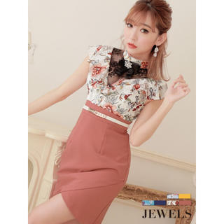 jewels ドレス