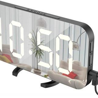 置き時計 卓上 壁掛け両用 127 (置時計)
