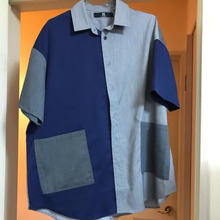 カンビオ(Cambio)のカンビオ クレイジーパターン半袖シャツ cambio(シャツ)