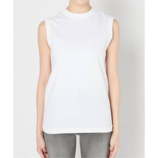 DEUXIEME CLASSE - Deuxieme Classe MADISONBLUE ノースリーブ Tシャツ
