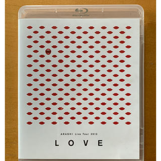 "嵐 - ARASHI Live Tour 2013""LOVE"" Blu-ray"