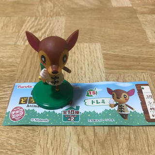 フルタセイカ(フルタ製菓)のチョコエッグ☆どうぶつの森☆ドレミ(ゲームキャラクター)