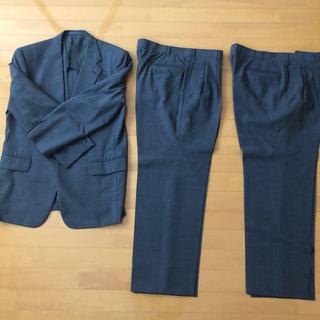 スーツ セットアップ グレー AB6(セットアップ)