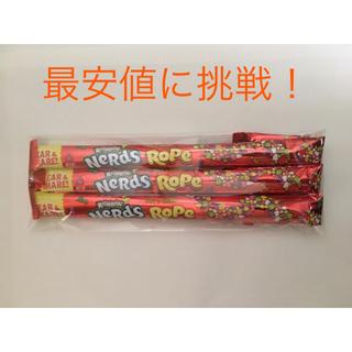 Nestle - 【安値に挑戦!】 ナーズロープ Nerds Rope ロープグミ3本セット